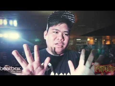 Fliptop - 3 On 3 Beatbox Battle video