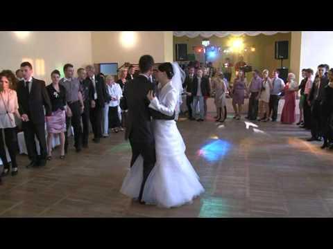 Pierwszy Taniec  Angeliki I Rafała