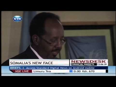 U.N happy with Somalia steps towards peace