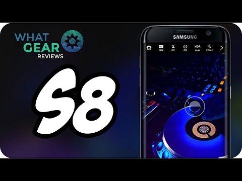 Samsung Galaxy S8 Leaks & Rumors - WhatGear