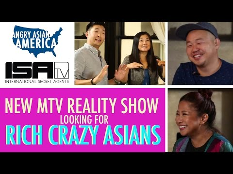 MTV Casting Asian Americans for New Reality Series?! - Angry Asian American Ep. 9