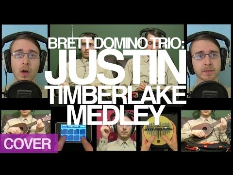 Brett Domino: Justin Timberlake Medley Video