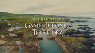 George R.R. Martin visits Game of Thrones Territory (GRRM)