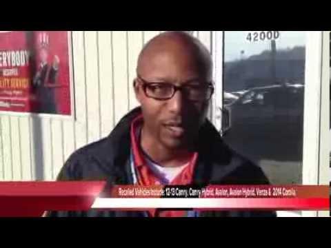 Winston Salem, NC Auto Repair Facilitates Toyota Recall