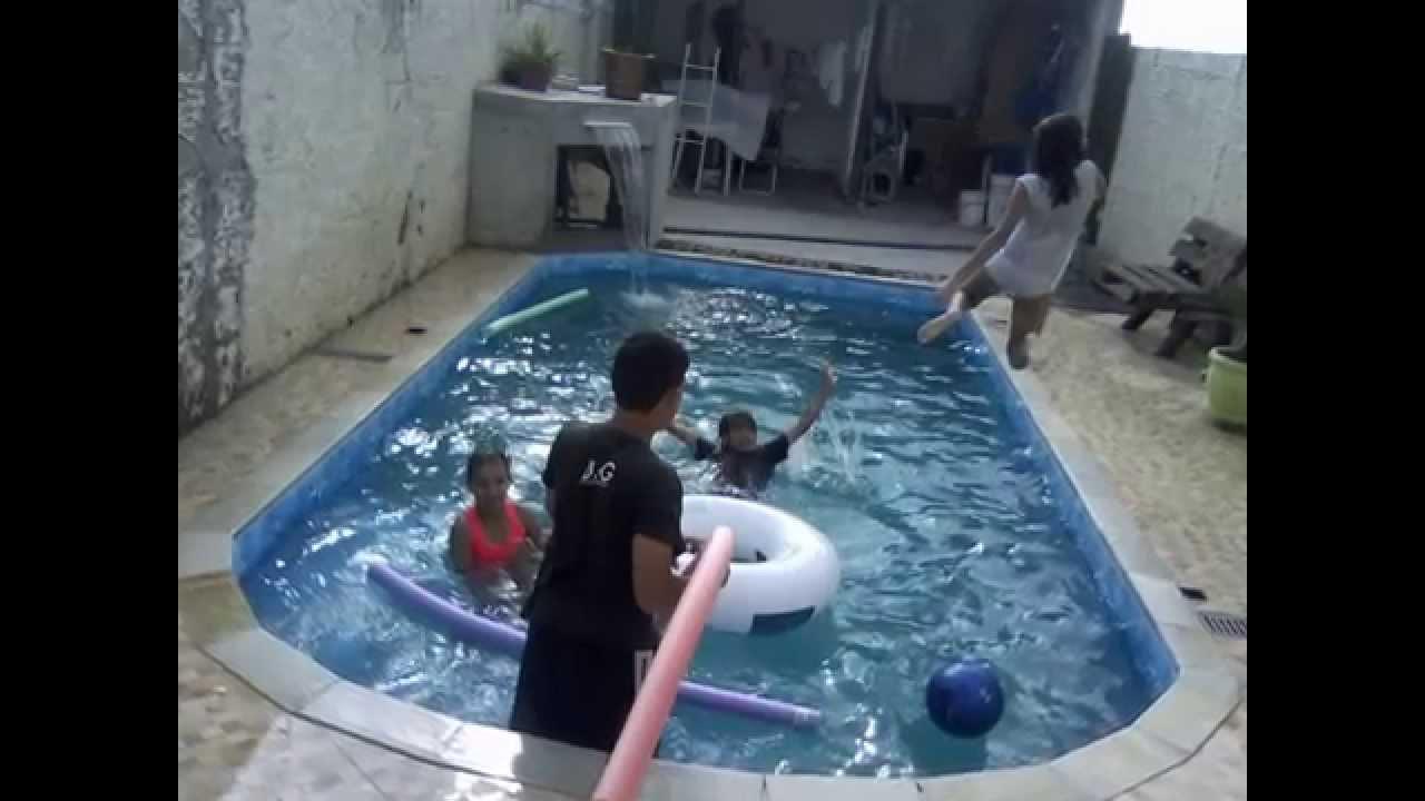como fazer uma piscina de alvenaria e vinil em 15 dias