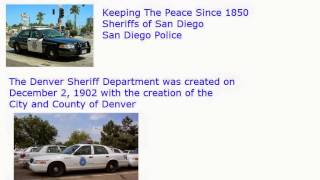 In 1814 We Took A Little Trip California And Colorado Police