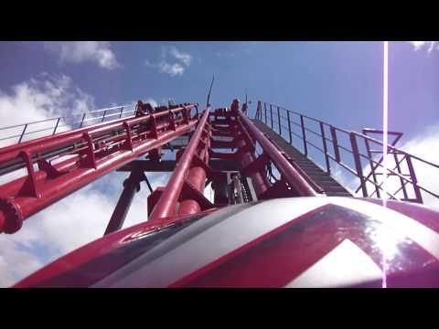 El Búmeran del Parque de Diversiones, ESTRENO ¡¡¡ Vista en Primer Asiento, 24/Nov/2012 HD