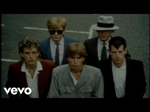 The Fixx - Less Cities, More Moving People
