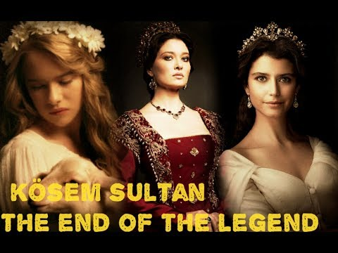 {Kösem sultan} ~the end of the legend~