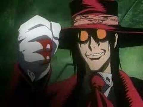 Hellsing - Phantom of the Opera