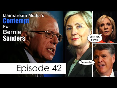 Media's Contempt For Bernie Sanders, Hillary's FBI Investigation, & More | Episode 42