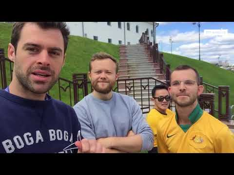 Vous allez adorer Kazan, la ville du premier match des Bleus