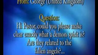 Pastor Chris - Question And Answer