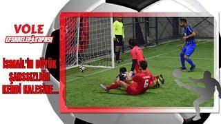 Vole Efsaneler Kupası | İsmail'in büyük şanssızlığı! Kendi kalesine...
