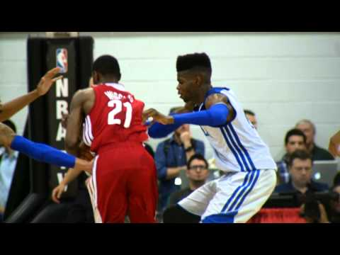 Phantom: Andrew Wiggins vs Nerlens Noel
