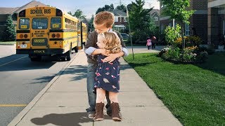 Adorable Babies Wait For Big Brother/Sister At School Bus || Best Babies Video Compilation