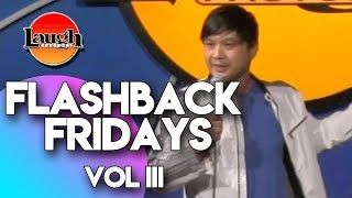 Flashback Fridays | Vol III | Laugh Factory Stand Up Comedy