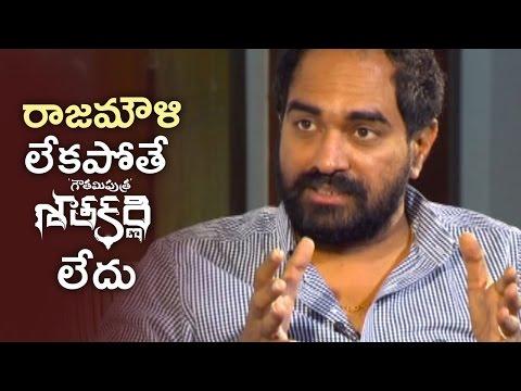 SS Rajamouli Plays A Key Role In Gautamiputra Satakarni Says Krish | Unknown Facts Of GPSK | TFPC