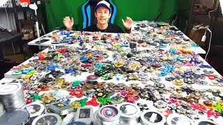 OVER 1000 Fidget Hand Spinners ($15,000+) My Entire Collection!