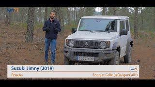 Suzuki Jimny 2019 - Prueba (test) | km77.com