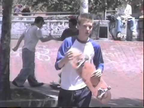 Raw Brooklyn Banks footage 1993