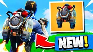 NEW JETPACKS ONLY GAME MODE!! CLOSE ENCOUNTERS LTM! (Fortnite Battle Royale)