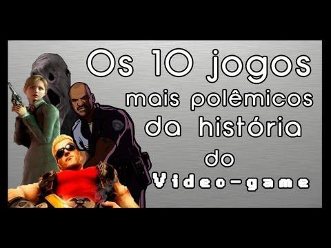 Top 10: Os jogos mais polêmicos da história do vídeo game