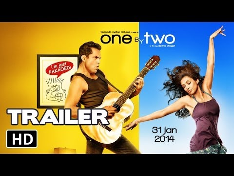 One By Two 2014 | Official HD Trailer | Abhay Deol | Preeti Desai