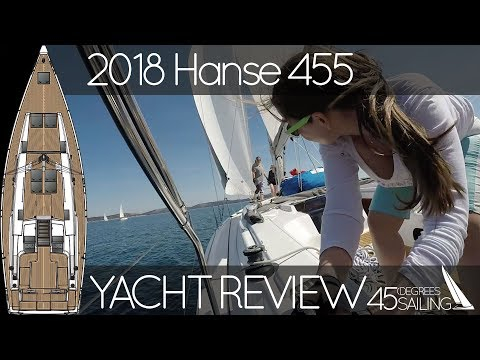 2018 Hanse 455 Review