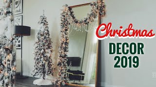 Decorate with Me Christmas 2019 Vlog- CHRISSPY