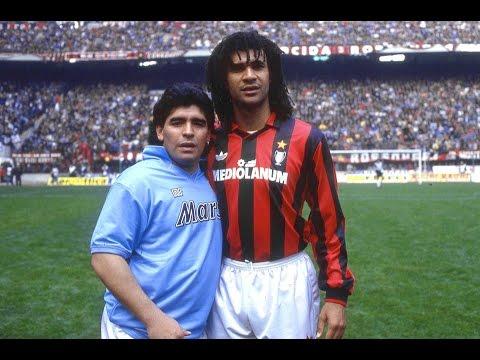 Maradona Vs Gullit 1990 (Napoli x Milan)