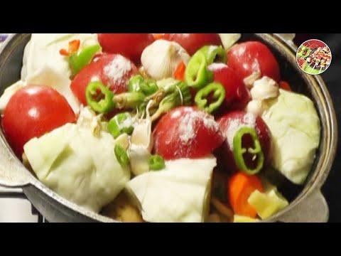 Дамлама (дымляма). Баранина с овощами. Просто, вкусно, недорого.
