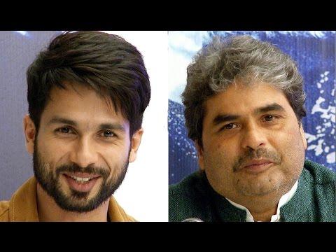 Haider Shahid Kapoor & Vishal Bhardwaj Interview