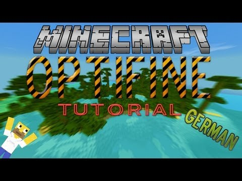 Minecraft 1.5.2 Optifine Tutorial (Installation + Beste Einstellungen) [GERMAN] [Full HD]