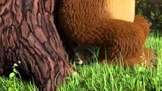 Маша и Медведь - Кто не спрятался, я не виноват (О, ёжик!)