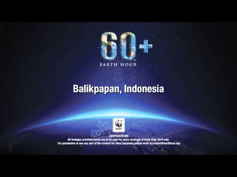 Earth Hour 2014 B-Roll 3 Indonesia, Taiwan, Philippines & South Korea