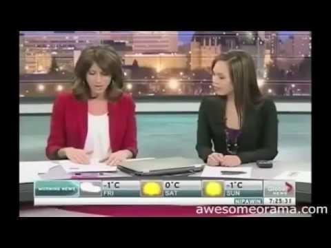 Wpadki telewizyjne   Najlpesze wpadki telewizyjne, wiadomości