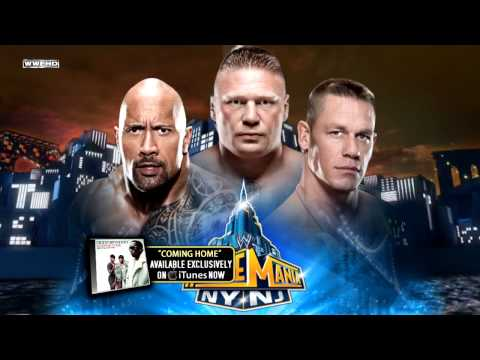 WWE 2013: WrestleMania 29 Theme Song Coming Home with Download...