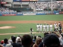 Old Timer's Day 2008 Yankee Stadium - Rickey Henderson