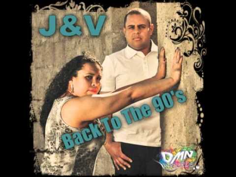 J & V - Don't Tell Me Lies (from Back To The 90s Ep) video