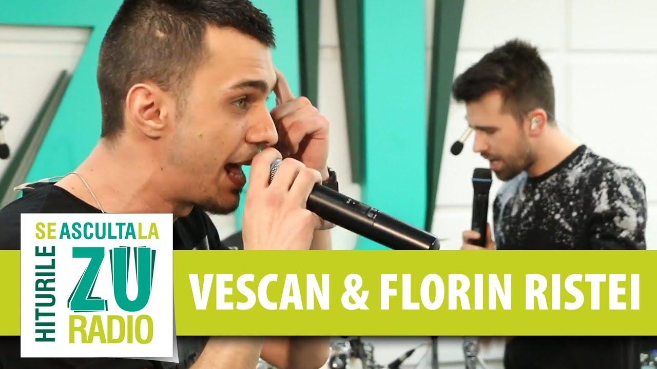 Vescan feat. Florin Ristei - Las-o... (Live la Radio ZU)