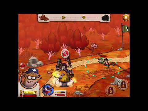 The Great Prank War gameplay HD for ios & android