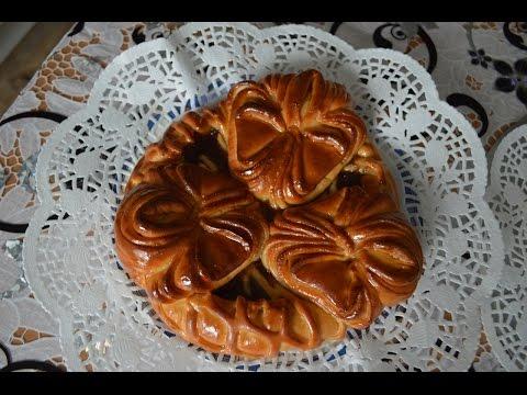 Сладкий пирог с вареньем Моя идея. Meine Idee,Valentina Zurkan.Blumenbrot .My idea, flower bread