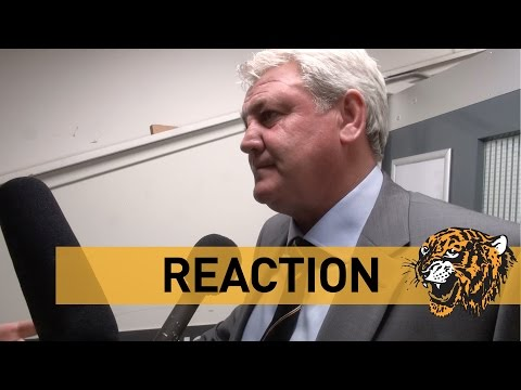 The Tigers v Arsenal | Reaction With Steve Bruce