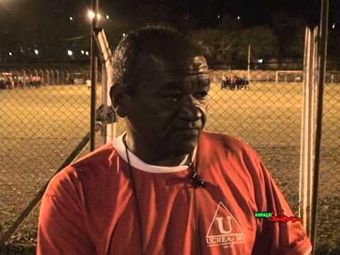 Entrevista  Cafuringa -taça Integração De Clubes 2013 -  26 08 2013 video