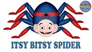Itsy Bitsy Spider - Swing version | Children's Songs