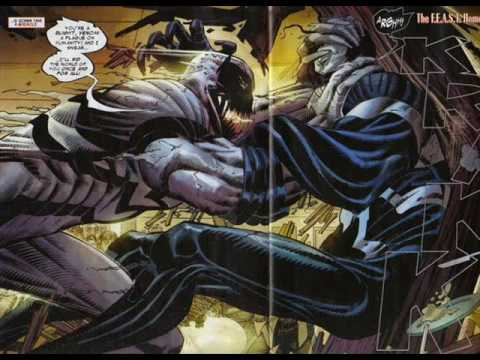 Spiderman kills venom