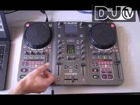 DJmag M-Audio Torq Xponent Midi DJ Controller Review