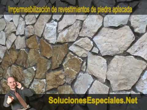 Solucionesespeciales net impermeabilizaci n de - Recubrimiento de piedra ...