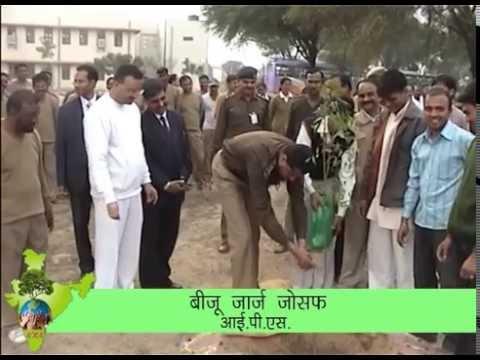 CISF Line Bambala Sanganer Jaipur - Plantation